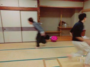 栗田ばね, 堂井一弘